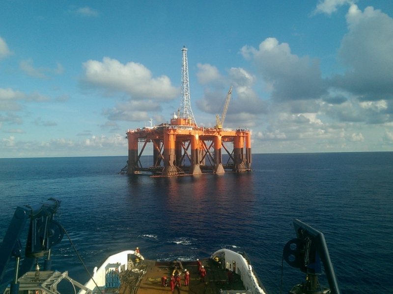 OFFSHORE FACILITY INSTALLATION